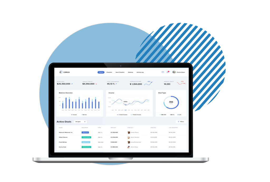 solution cloud decideview tableaux de bord